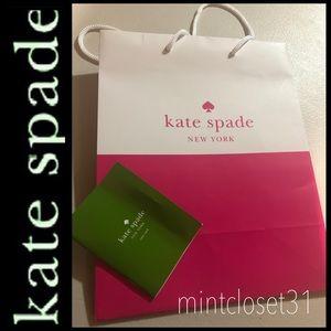 🆕 Kate Spade NY Paper Bag